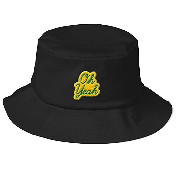 ef4d1b24a14 Oh Yeah Outdoor Flexfit 5003 Bucket Hat at Amazon Men s Clothing store