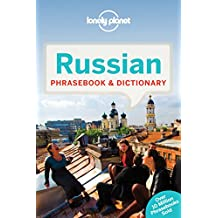 Lonely Planet Russian Phrasebooks & Dictionary 6th Ed.: 6th Edition