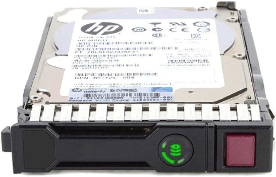 HP Enterprise 1.8TB 12gb/s SAS 10K 2.5-inch MSA 512e Hard Drive, J9F49A