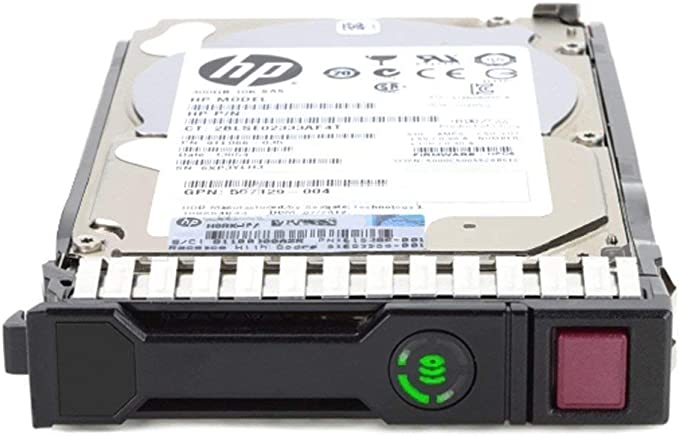 J9F49A HP 1.8-TB 12G 10K 2.5 DP 512e ENT SAS HDD Certified Refurbished