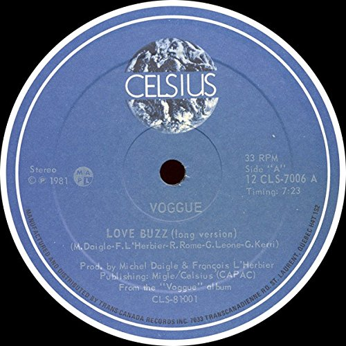 Voggue: Love Buzz 12