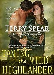 Taming the Wild Highlander (The Highlanders Book 4)