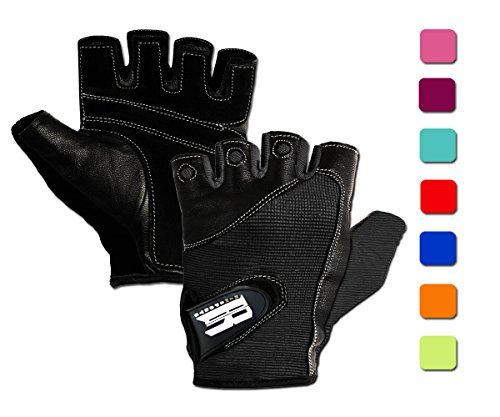 Gym Gloves For Powerlifting, Weight Coaching, Biking, Cycling – Premium Quality Weights Lifting Gloves Workout Gloves w/ Washable For Callus And Blister Safety! – DiZiSports Store