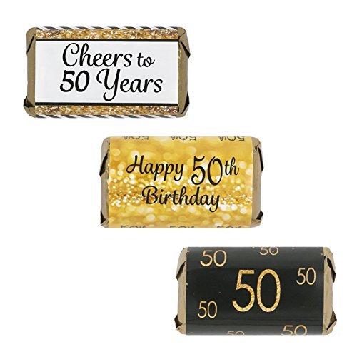 50th Birthday Candy - 4