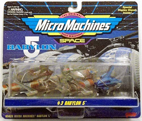 Micro Machines Babylon 5 Collection #3