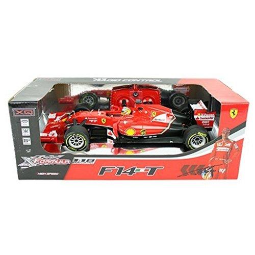 1/18 Scale Ferrari F14-T F1 Radio Remote Control Formula One Racing Car R/C