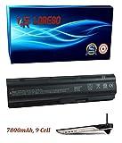 Laptop Battery HP Pavilion dv7-6050ec dv7-6050ef dv7-6050es dv7-6050ez dv7-6051ea dv7-6051ei dv7-6051er (Loreso Replacement Part) - 7800mAh, 9 Cell (Samsung 2.6A Cells)