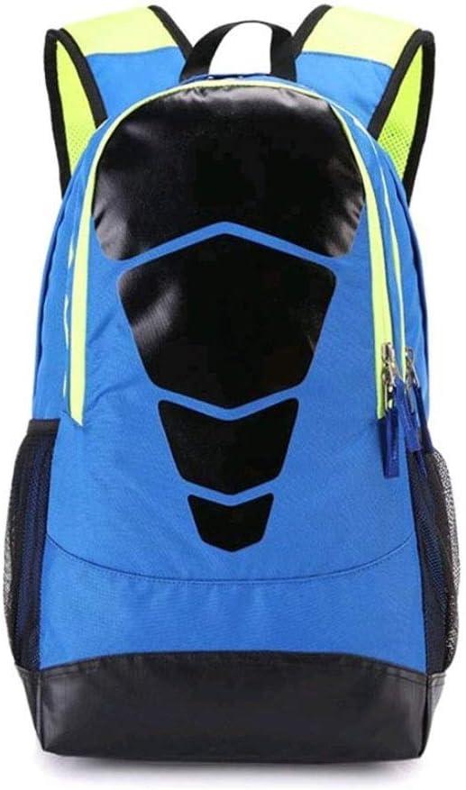 DMIZ 防水バックパックコンフォートカジュアルトラベルバックパックファッションスポーツアウトドアバックパックコントラストフィットネスバックパック