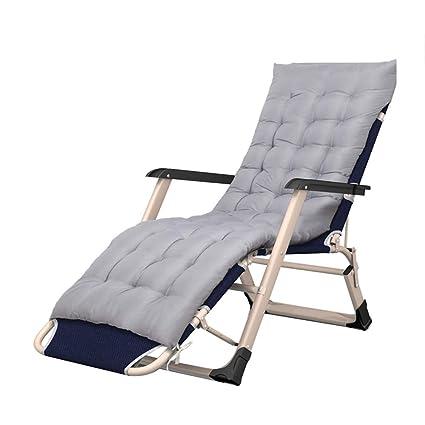 Amazon.com: Silla reclinable plegable, reclinable, para ocio ...