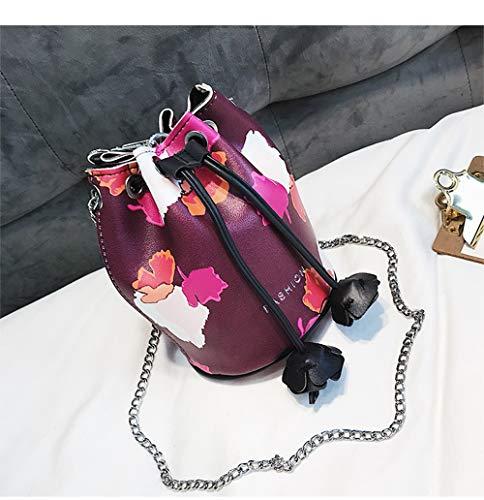 Borse Bag Elegante Pu Stampa Junmaono Da Spiaggia Per rxn1Rrq