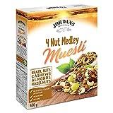 Jordan's 4 Nut Medley Muesli, 450g