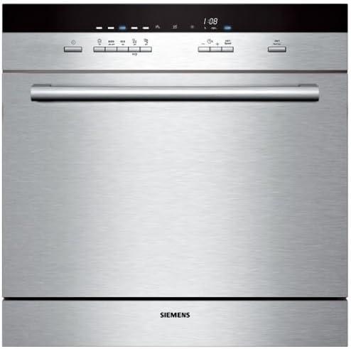 Siemens SC75M530EU lavavajilla Semi-incorporado 8 cubiertos A+ ...