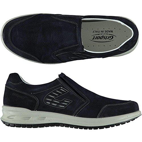 Grisport - Zapatillas de Material Sintético para hombre azul BLU AGUASPORT IDRO 1.2/1.4