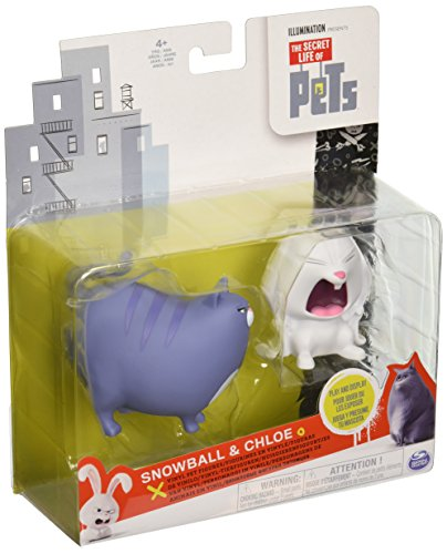 Secret Life Pets Snowball Figures product image