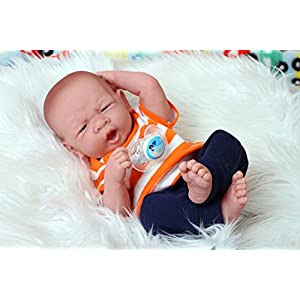 Baby BOY Cute So Precious washable Preemie Berenguer Life Like Reborn Anatomically Correct Pacifier Doll Extra Accesories