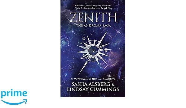 Zenith (Andromeda Saga): Amazon.es: Sasha Alsberg, Lindsay Cummings: Libros en idiomas extranjeros