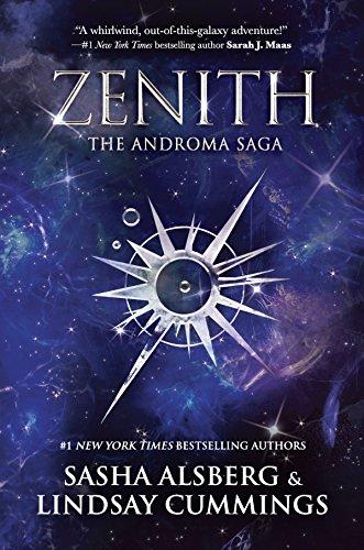 Book Zenith (The Androma Saga)<br />KINDLE