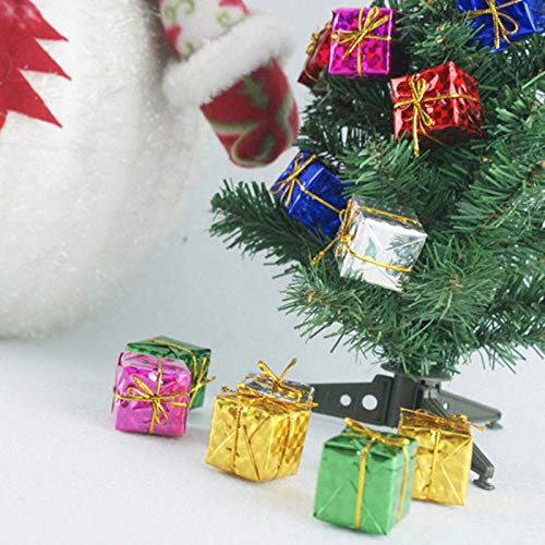 Buy Klip2deal Christmas Tree Hanging Gift Box Ornaments For Christmas Decoration 24 Online At Low Prices In India Amazon In