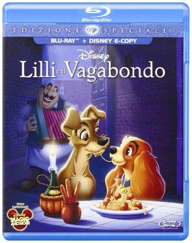 Lilli E Il Vagabondo (SE) (Blu-Ray+E-Copy) [Italian Edition]