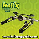 Helix 12413 Bolt-In Deluxe 4-Link Kit