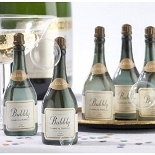 Bubbly Champagne Bubbles - 24 Pack]()