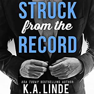 Struck from the Record Audiobook