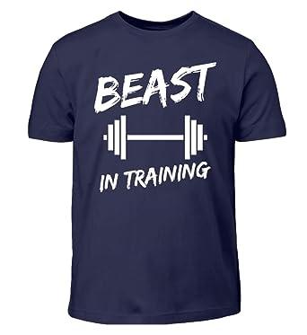 Gym Shirt  Bodybuildingshirt Fitness Shirt Kraftsport Bekleidung Trainings Top