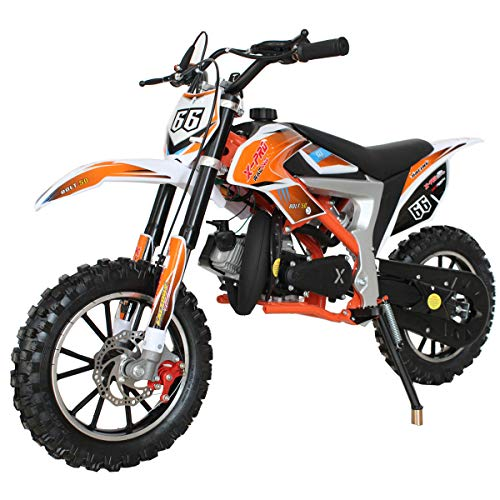 X-Pro Bolt- Best 50cc Dirt Bike for Racing