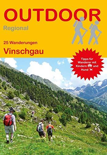 Vinschgau (25 Wanderungen) (Outdoor Regional)