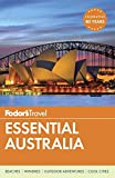 Books : Fodor's Essential Australia (Full-color Travel Guide)