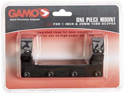 [Gamo 621319754 One-Piece Optics Mounting Hardware] (Gamo Scope Mounts)