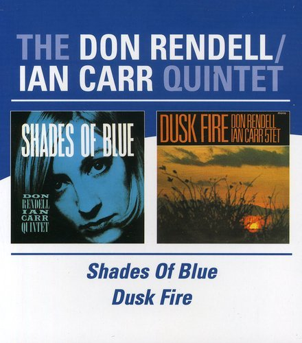 CD : Ian Carr - Shades Of Blue/ Dusk Fire (United Kingdom - Import, 2PC)