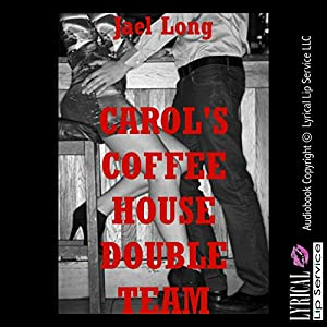Carol's Coffeehouse Double Team Audiobook