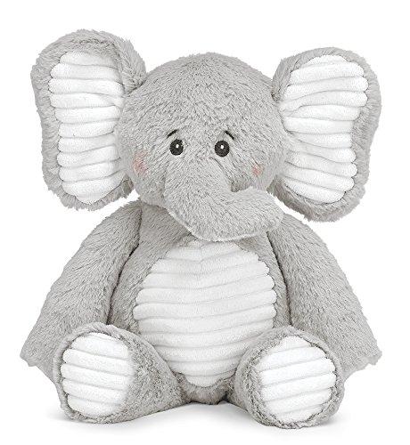 Spout Hugs-A-lot Stuffed Animal Elephant by Bearington Baby 14