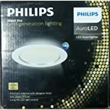 Philips Aura 10-Watt LED Downlighter (White)