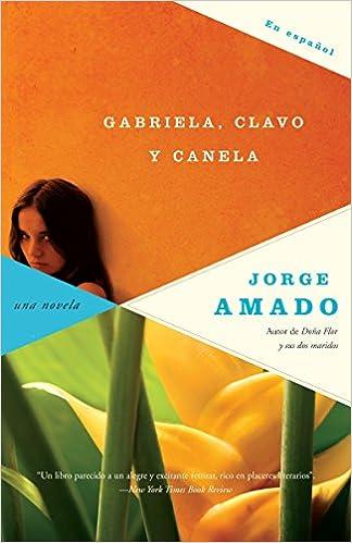 Amazoncom Gabriela Clavo Y Canela Spanish Edition
