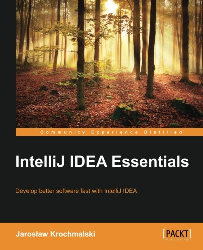 IntelliJ IDEA Essentials by Packt Publishing - ebooks Account