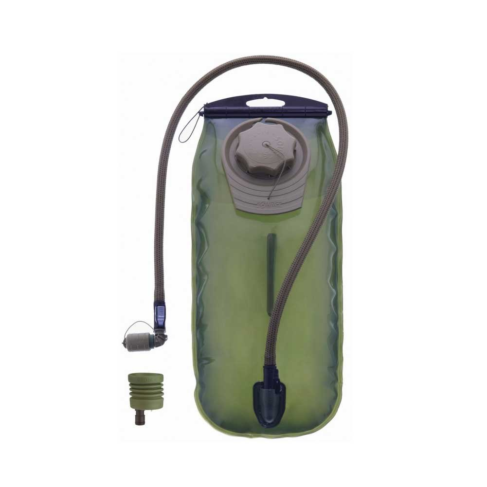 Source Tactical WXP 3L Low Profile Hydration System Upgrade Kit w/Universal Tube Adaptor, Coyote