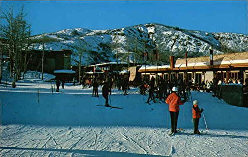 West Village, Snowmass-at-Aspen Aspen, Colorado Original Vintage Postcard
