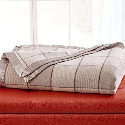 BrylaneHome Aussie Wool Blanket ()
