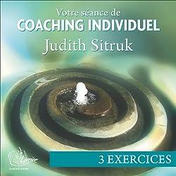 Votre séance de coaching individuel
