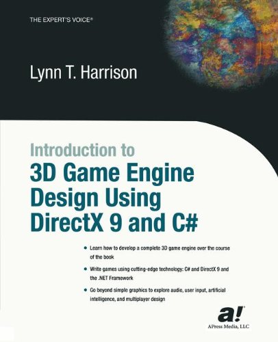 Introduction to 3D Game Engine Design Using DirectX 9 and C# by Apress