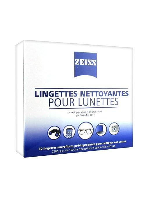 Zeiss lingettes Nettoyantes pour lunettes x30