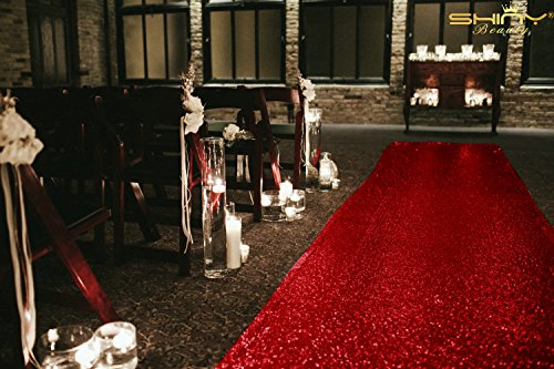 Red indoor outdoor carpet