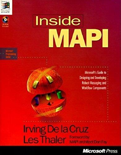 Inside Mapi (Microsoft Programming Series)