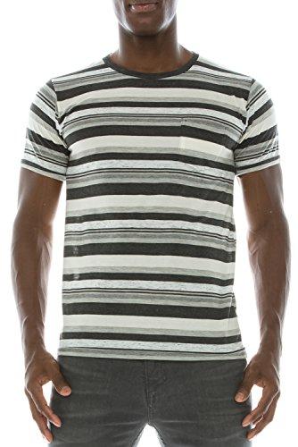 Layered Crewneck T-Shirt - 6