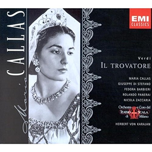 Verdi: Il Trovatore complete 70% OFF Outlet opera Maria Callas Giuseppe with Very popular