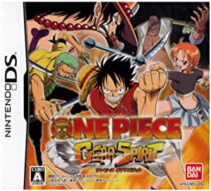 From TV Animation One Piece: Gear Spirit [Japan Import] [Nintendo ...