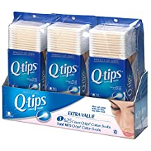 Q-TIPS  Cotton Swabs 1875 Count