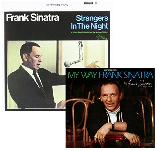 Strangers In The Night - My Way - Frank Sinatra - 2 CD Album Bundling (Bert Kaempfert The Very Best Of Bert Kaempfert)